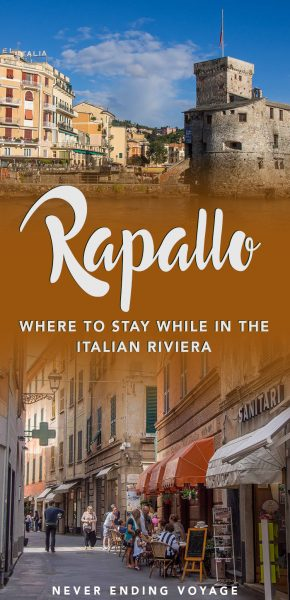 Here's why you need to stay in Rapallo if you're visiting the Italian Riviera