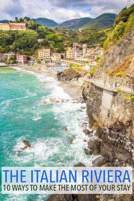 Hiking the Cinque Terre is just one of the things I recommend you do on the Italian Riviera. Click through to find out more ways to make the most of your stay along this stunning coastline in Liguria.