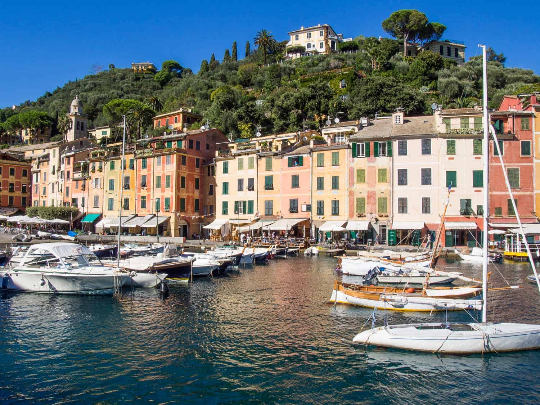 Portofino on the Italian Riviera