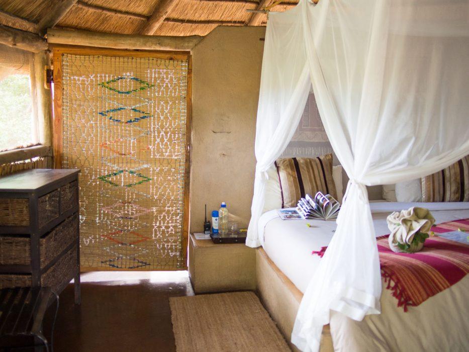 Umlani bushcamp review: our room