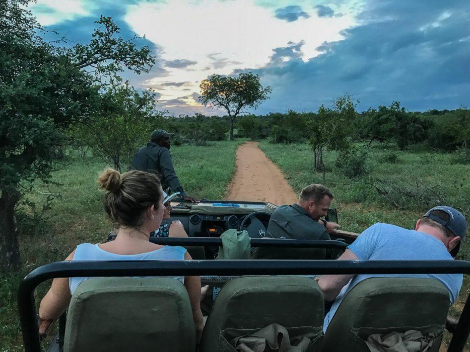 Klaserie Sands River Camp Review - on safari