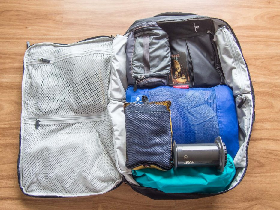 Tortuga Outbreaker backpack review: main section