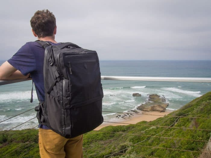 Tortuga Outbreaker backpack review: a detailed review of the best carry-on backpack