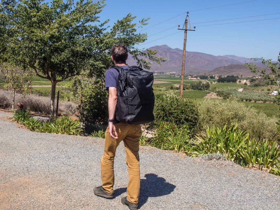 Tortuga Outbreaker backpack review