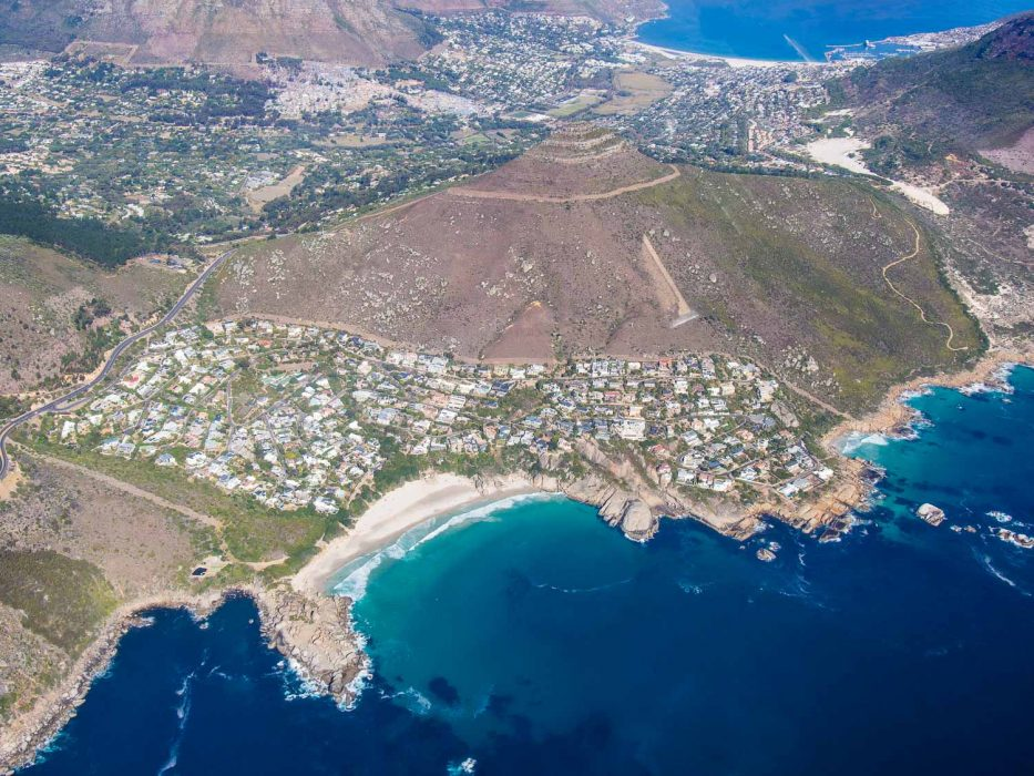 Cape Town Helicopters review: Llandudno beach