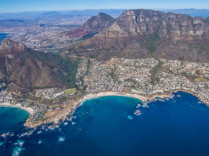Cape Town Helicopters review: our experience on the stunning Atlantico flight over Cape Town