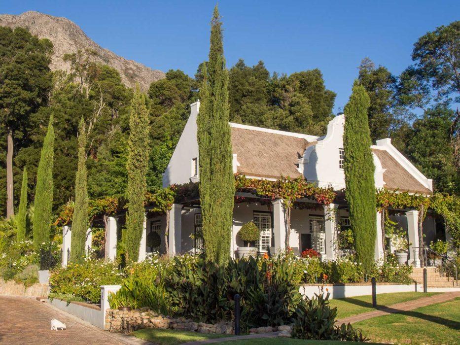 La Providence guesthouse in Franschhoek