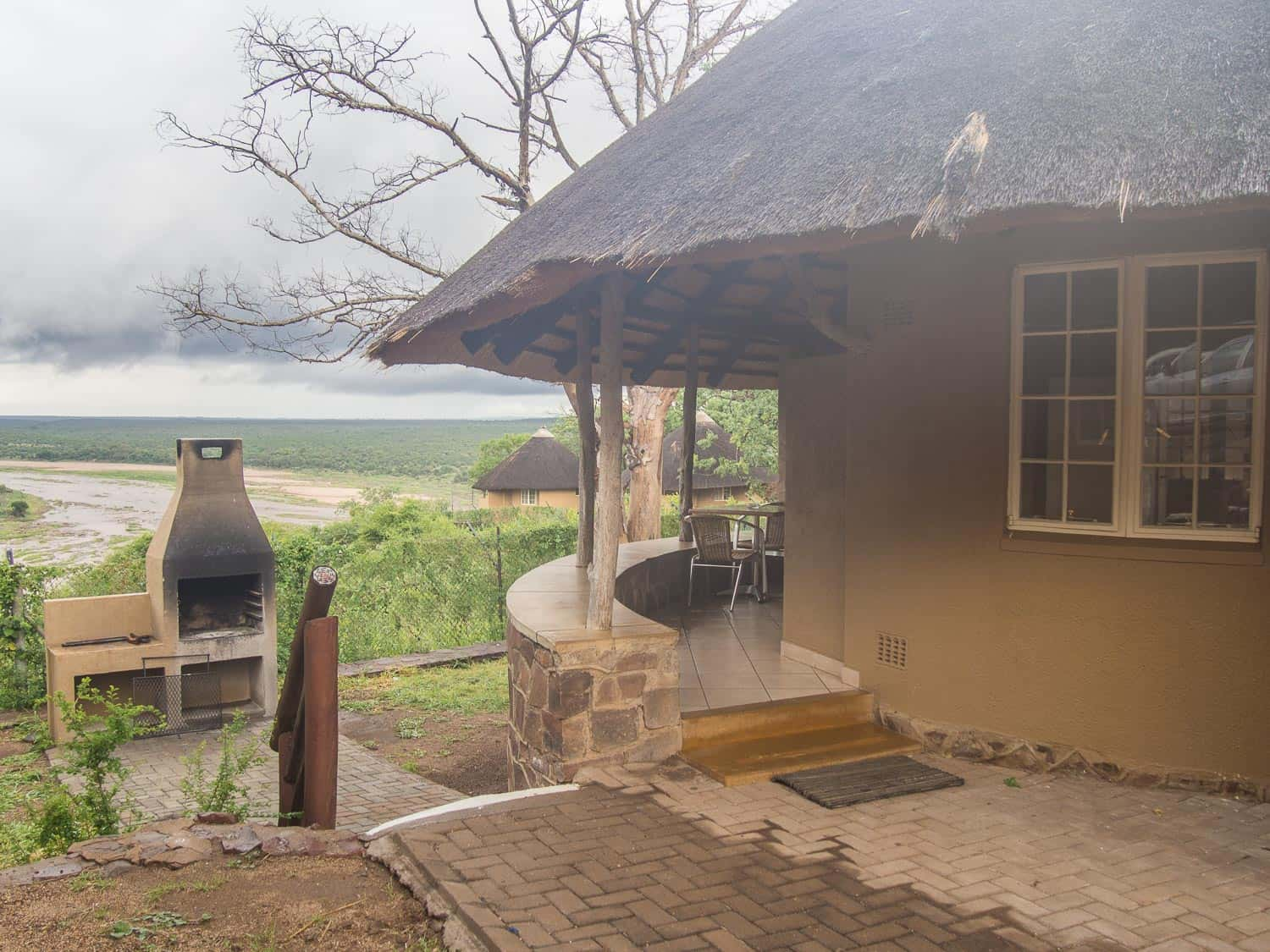 Kruger self-drive guide - Our bungalow at Olifants Rest Camp