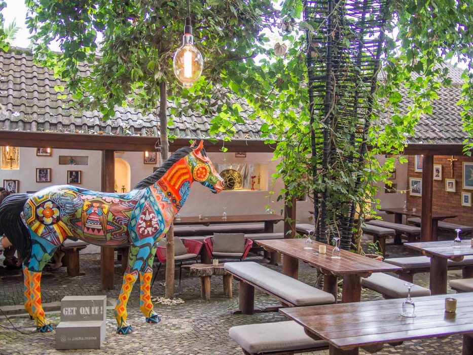 La Pacha Mama review - vegetarian Mexican in Ubud, Bali