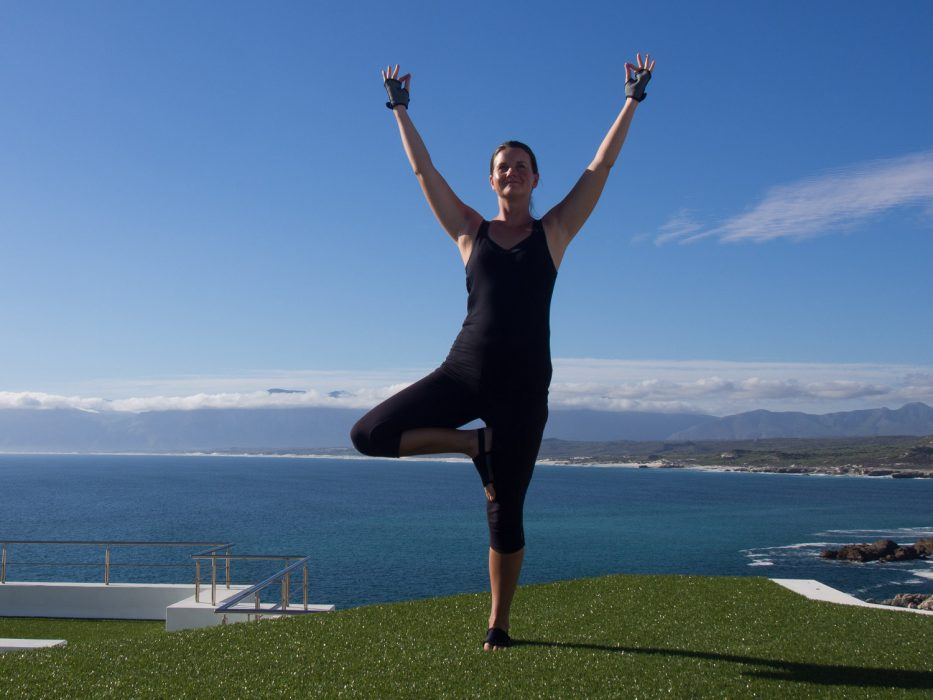 Yoga Paws review - Yoga with a view in De Kelders, South Africa
