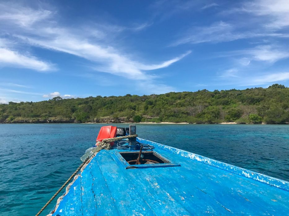 Menjangan Island snorkelling trip in Bali