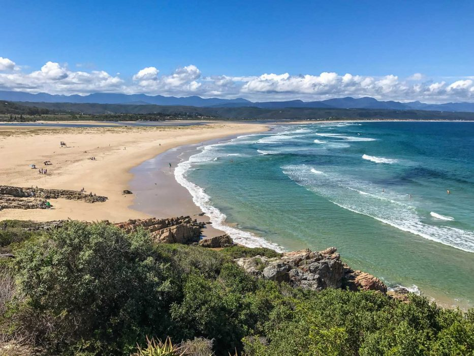 Lookout Beach in Plettenberg Bay, South Africa