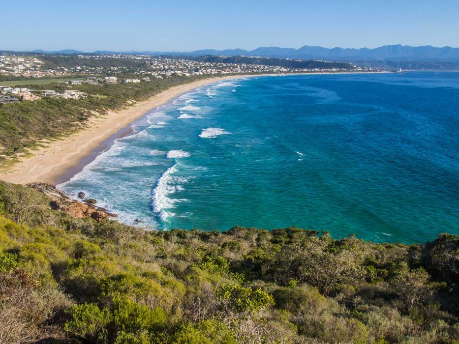 Robberg Beach in Plettenberg Bay on the Garden Route - a great place for a South Africa road trip