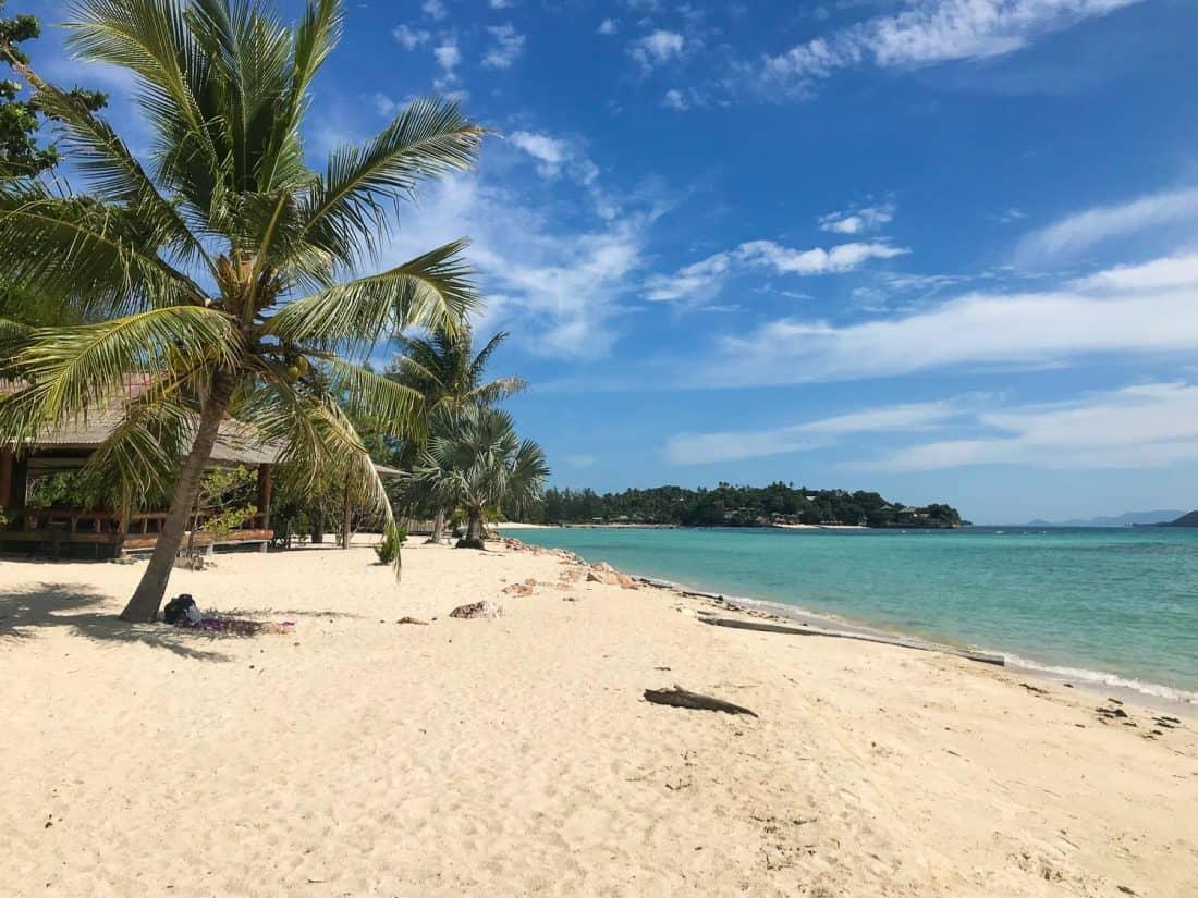 Zen Beach on Koh Phangan