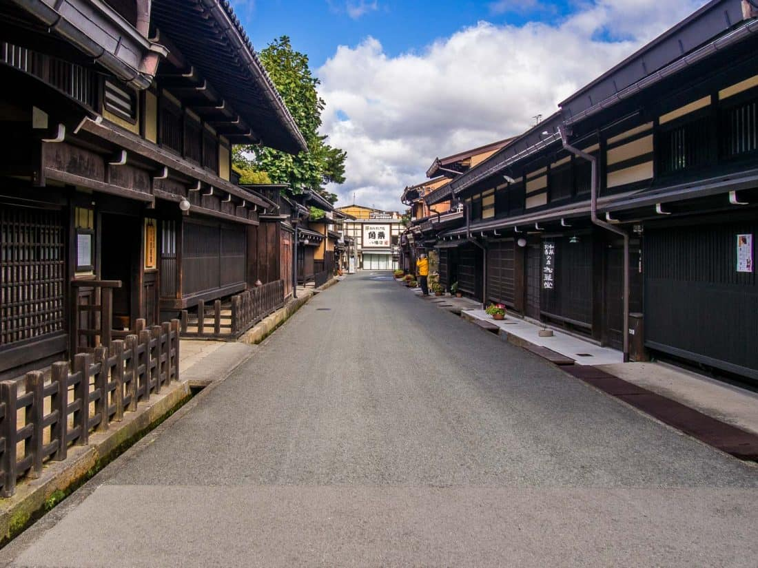 Takayama, one of the best stops on our Japan 2 week itinerary