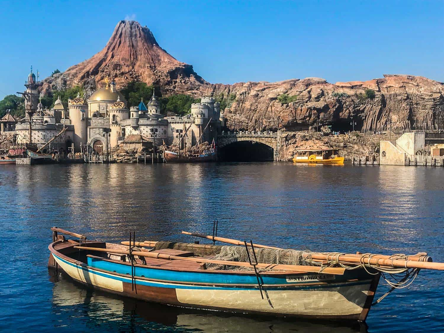 The best Tokyo DisneySea rides and attractions for adults