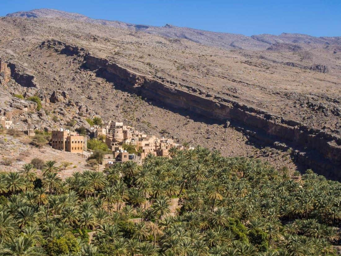 Misfat Al Abriyeen, Oman