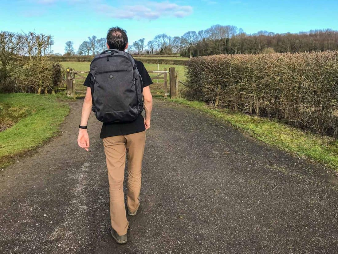 Tortuga Setout backpack review - a fantastic carry on backpack for digital nomads and long term travellers