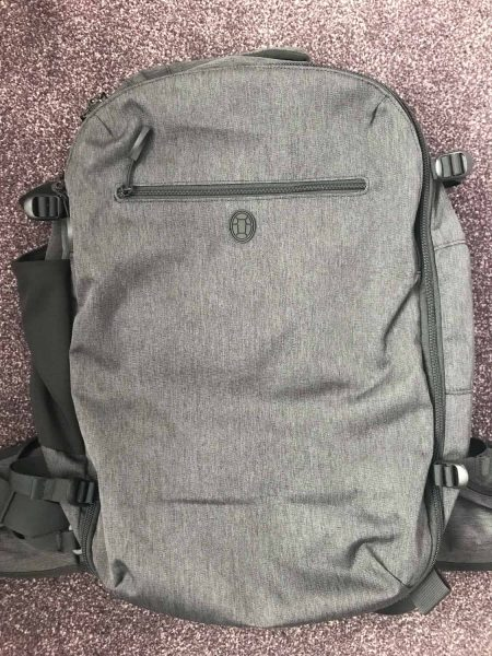 The Tortuga Setout backpack review