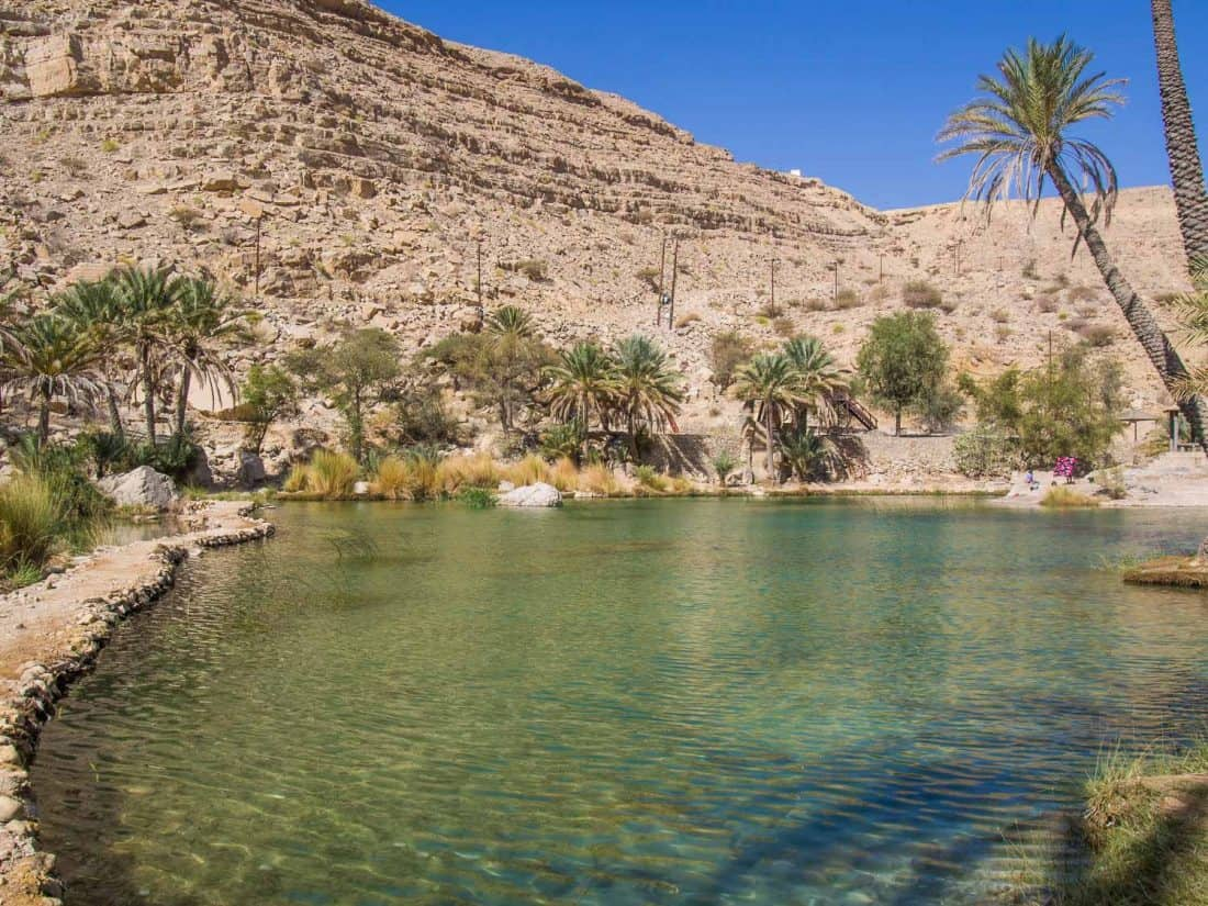 Wadi Bani Khalid, Oman - a visitor guide