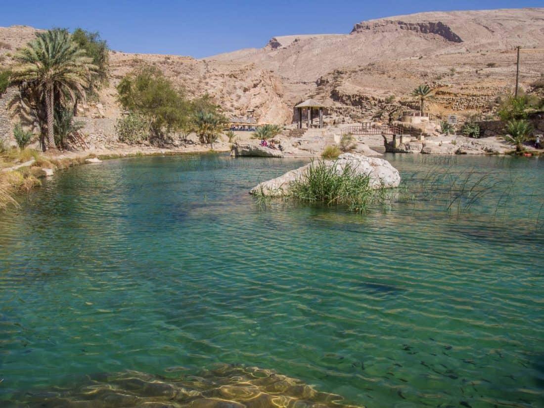 Wadi Bani Khalid, Oman visiting tips