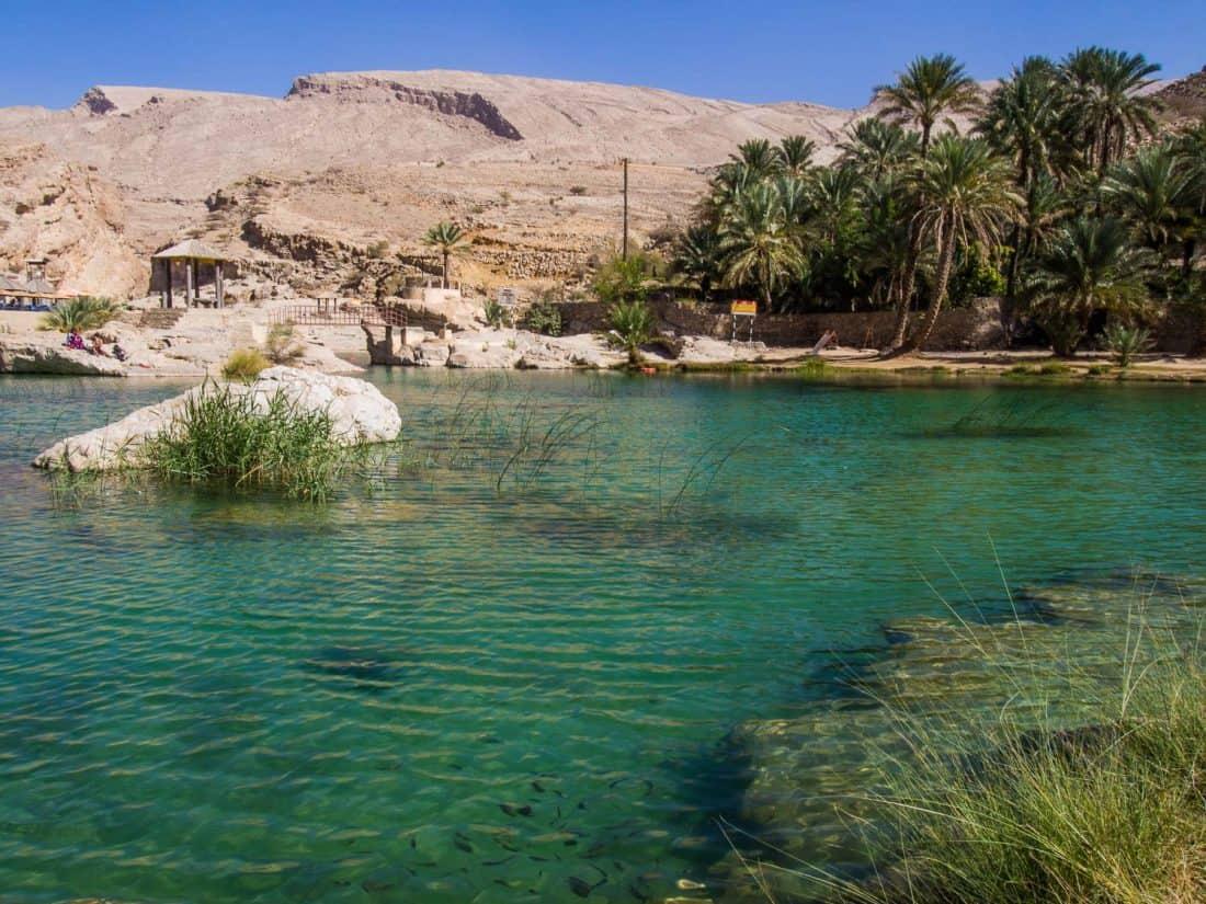 Tips for visiting Wadi Bani Khalid, Oman