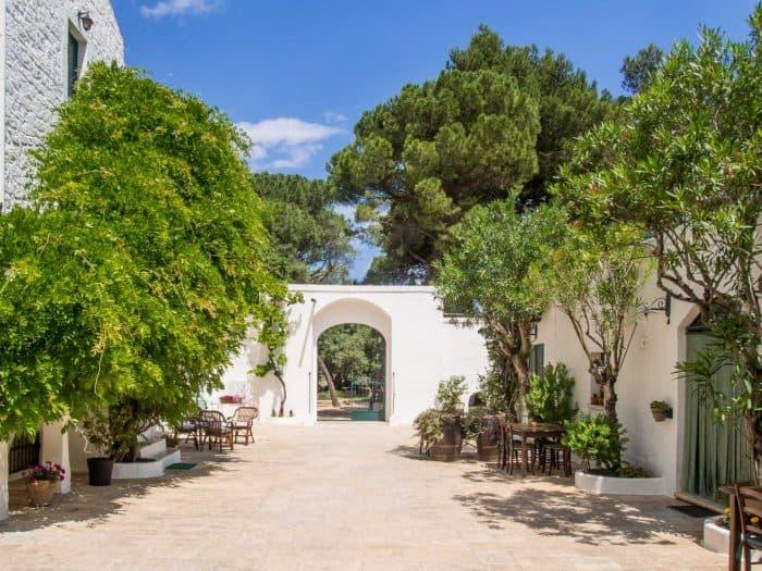 Masseria Il Frantoio review - a beautiful farm stay or masseria in Ostuni, Puglia