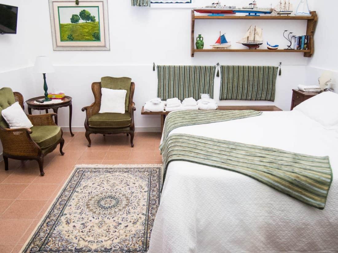 Our Superior room at Masseria Il Frantoio, Ostuni