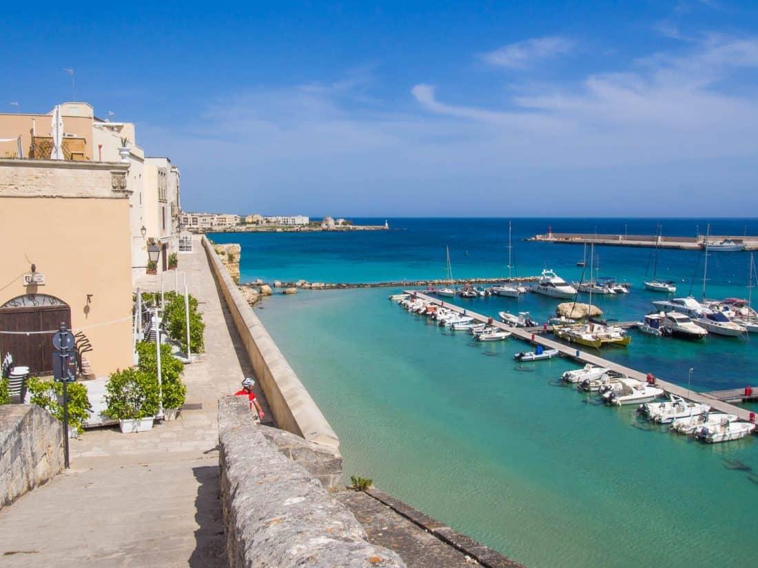 Otranto in Puglia makes a great day trip from Lecce