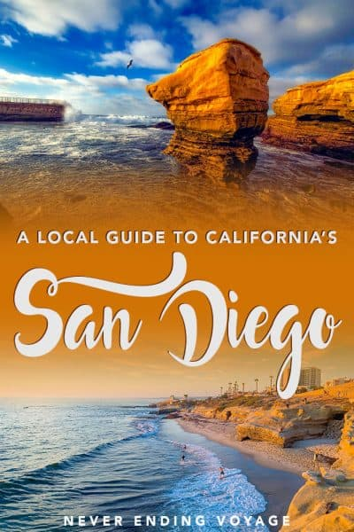a local guide to san diego california