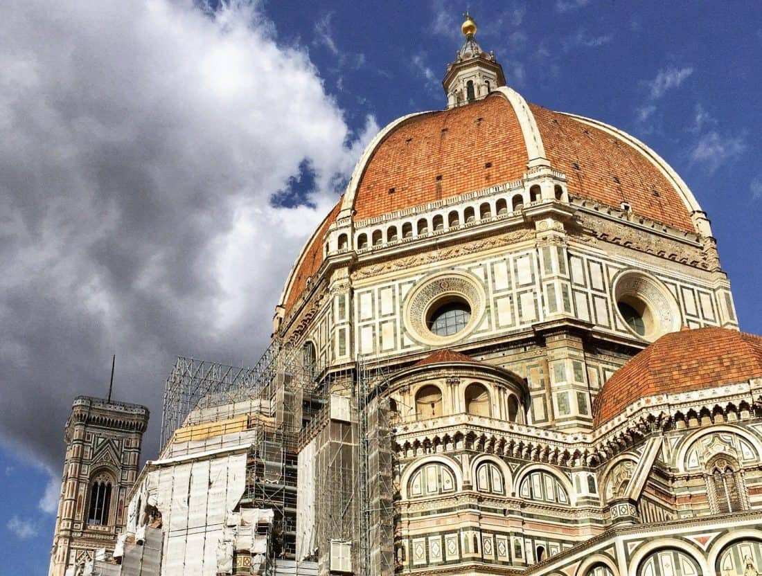 Florence's Dome in Italy
