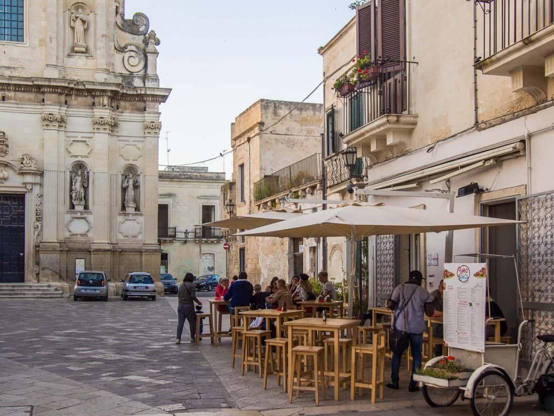 Ciro Il Pizzaiolo in Lecce, Italy