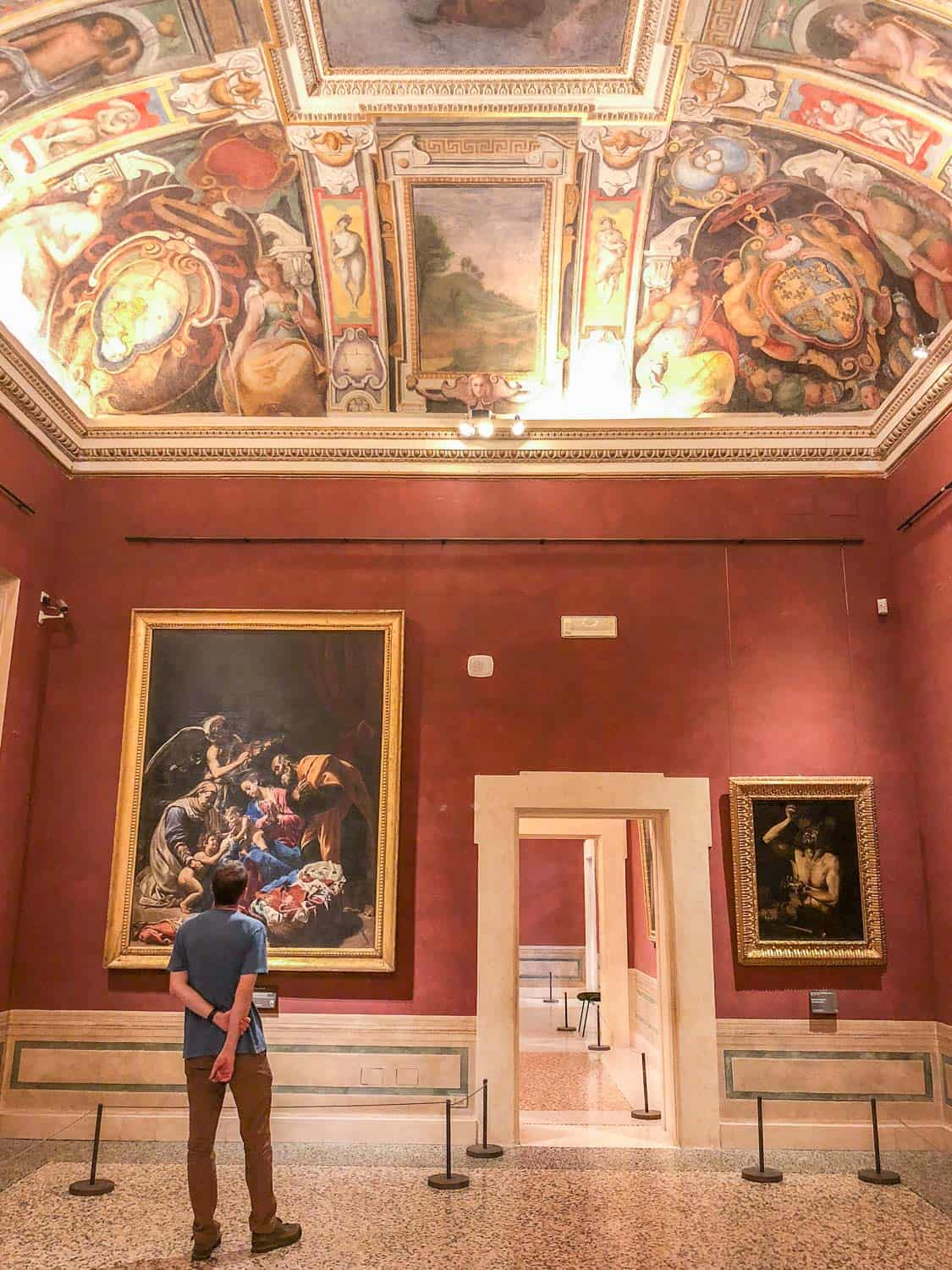 Palazzo Barberini, one of the best unusual things to do in Rome