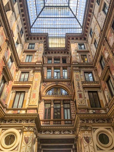 Galleria Sciarra, one of the best Rome off the beaten path attractions