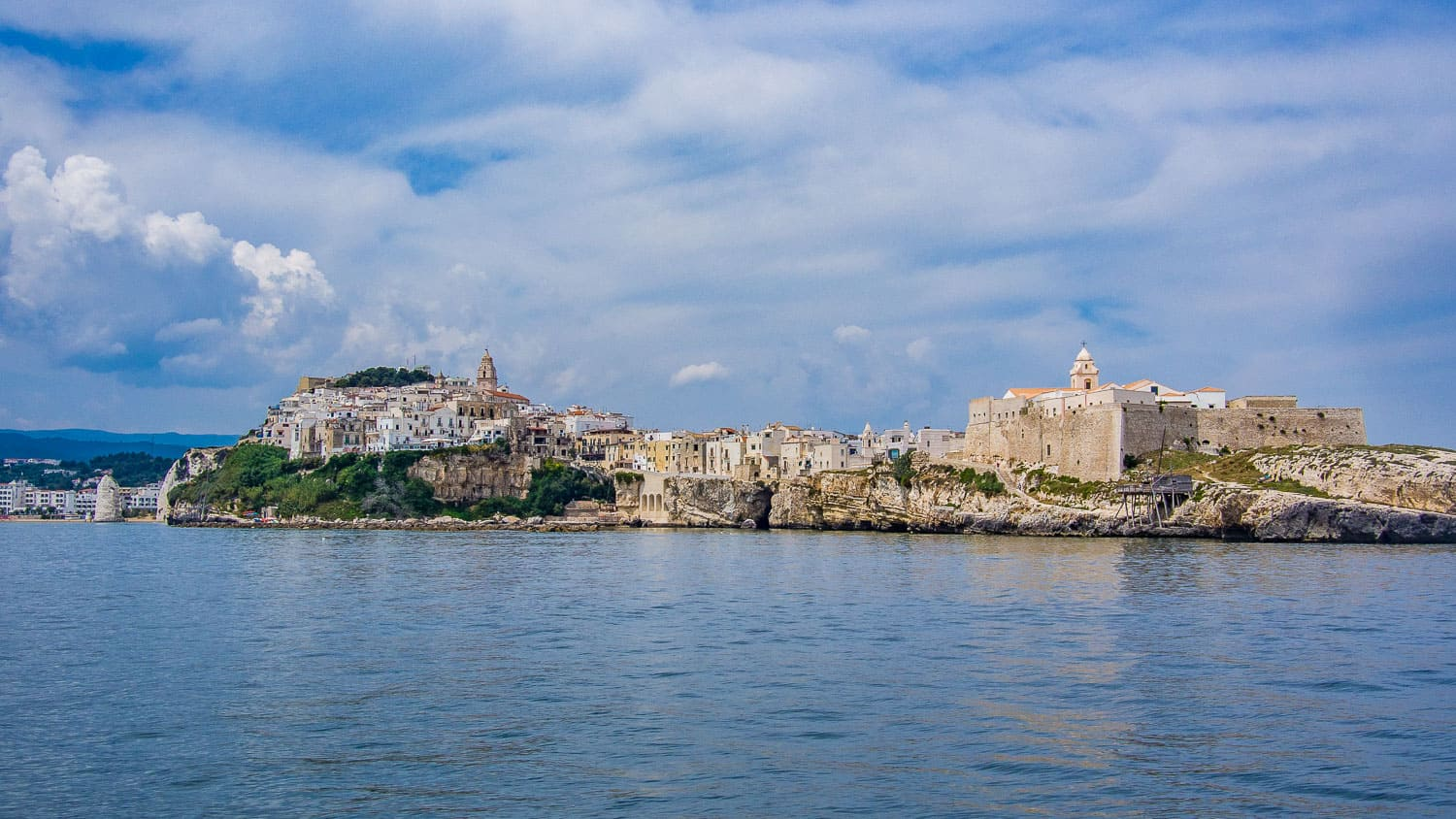 Vieste Italy travel guide - discover the best things to do in Vieste on the Gargano Peninsula of Puglia plus where to eat and stay