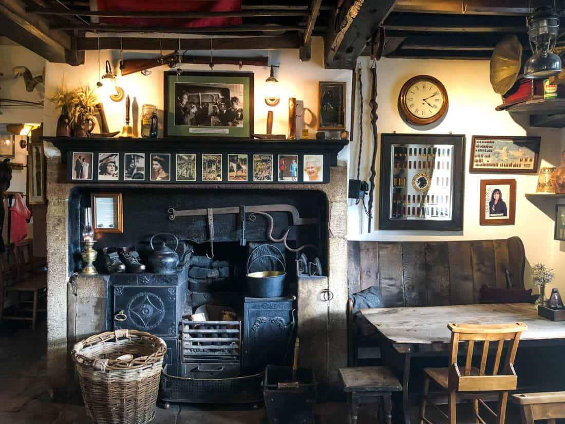 The Craven Arms in Appletreewick