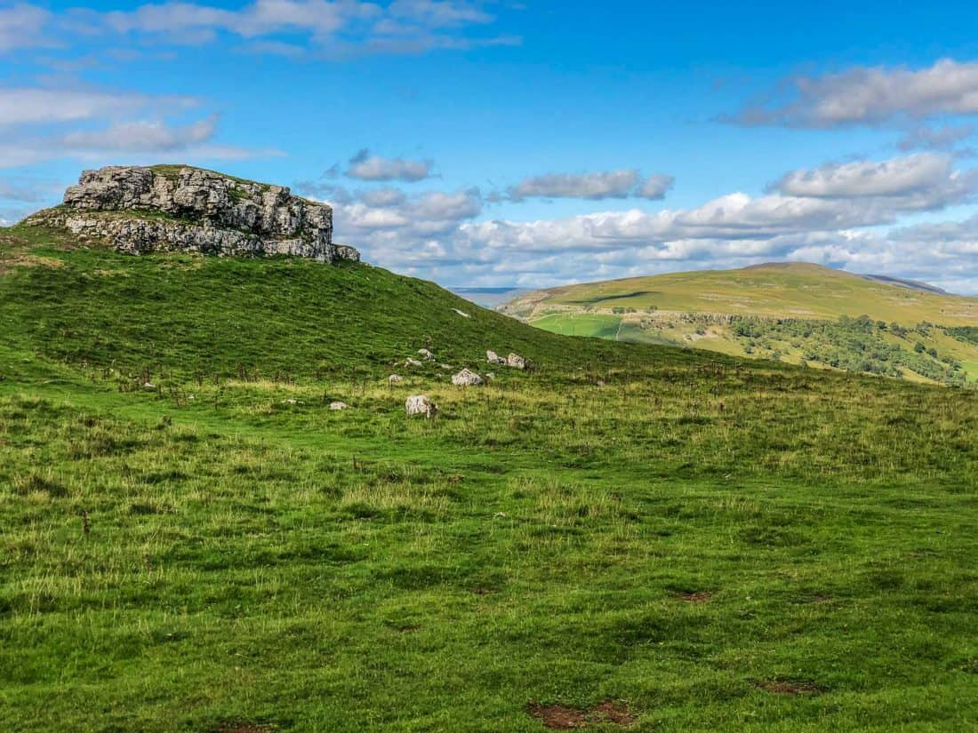 Conistone Pie on the Dales Way hike