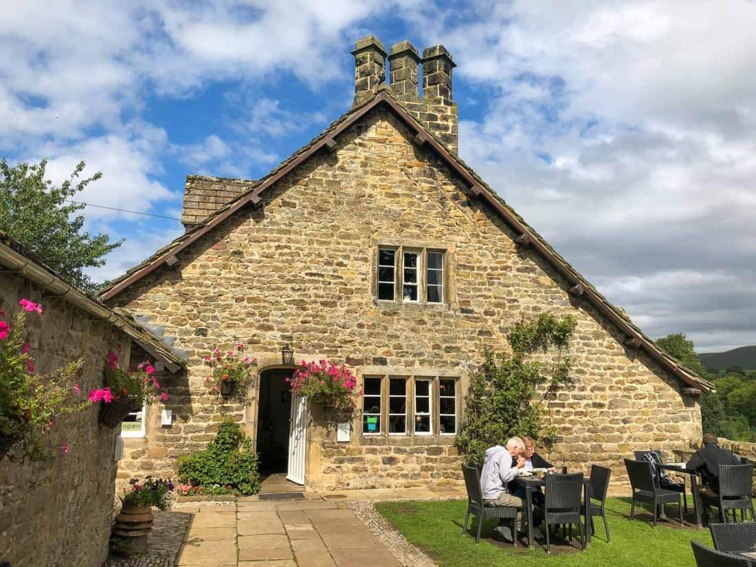 Tea Cottage at Bolton Abbey
