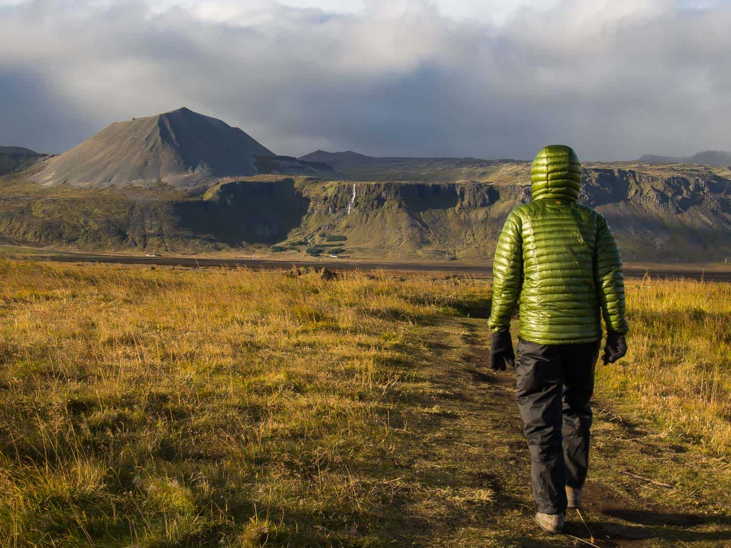 Iceland packing list for men and women including what to wear in Iceland at any time of year and how to pack carry on only