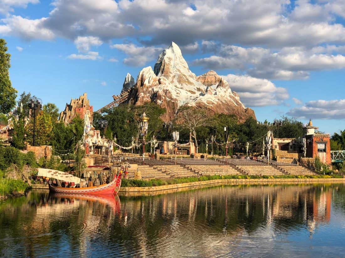 Expedition Everest is one of the best rides at Animal Kingdom in Disney World Orlando