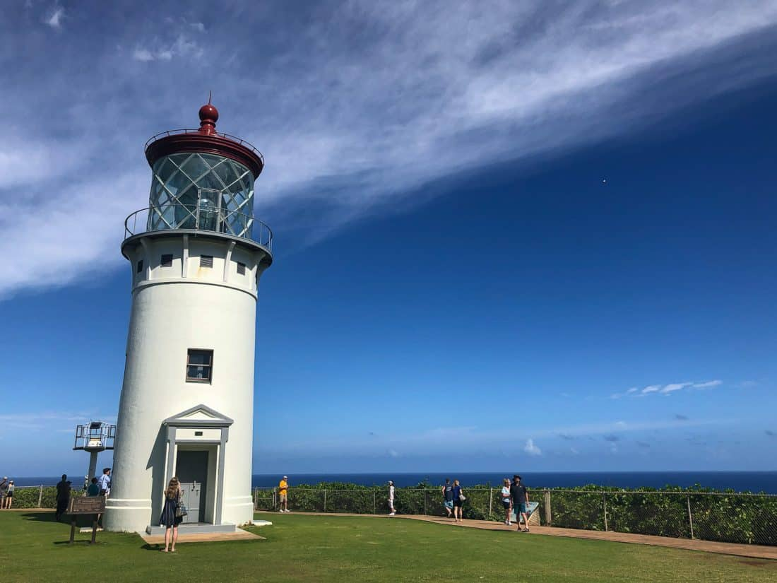 Kilauea Lighthouse is one of the best things to do in Kauai