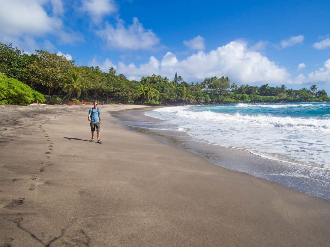 Hamoa Beach near Hana, Maui