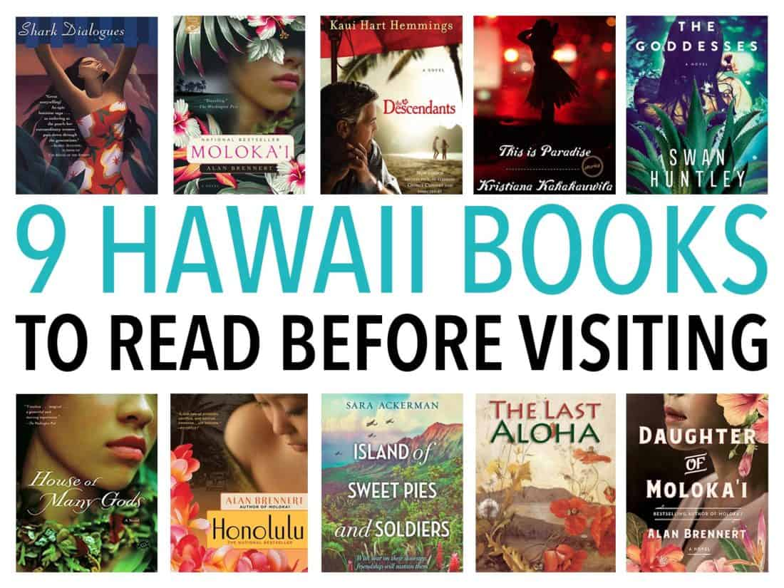 Best books about Hawaii to read before you visit