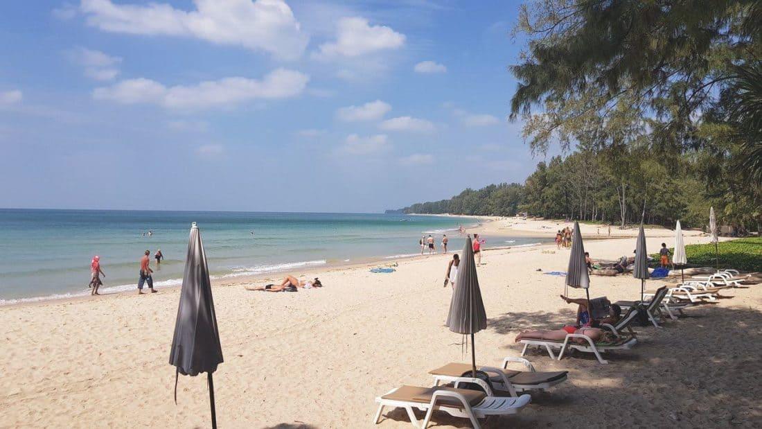 Lanta Castaway Resort Beach