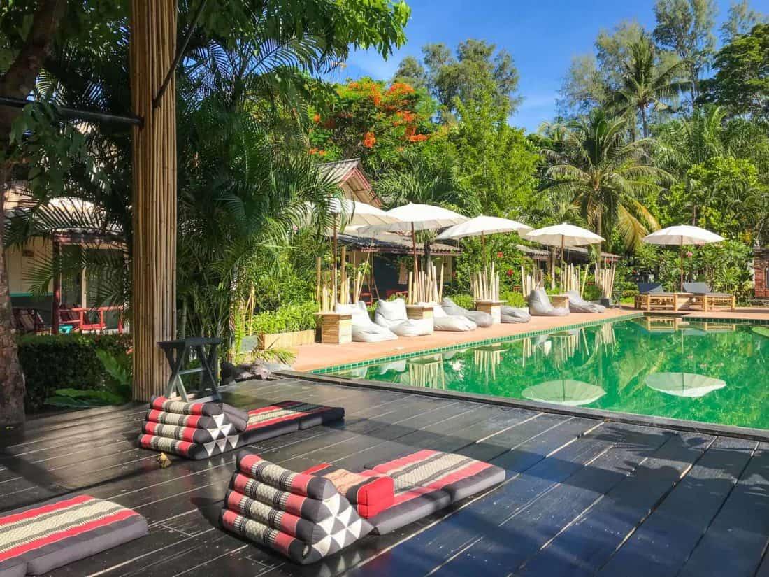 Oasis Yoga Bungalows on Koh Lanta