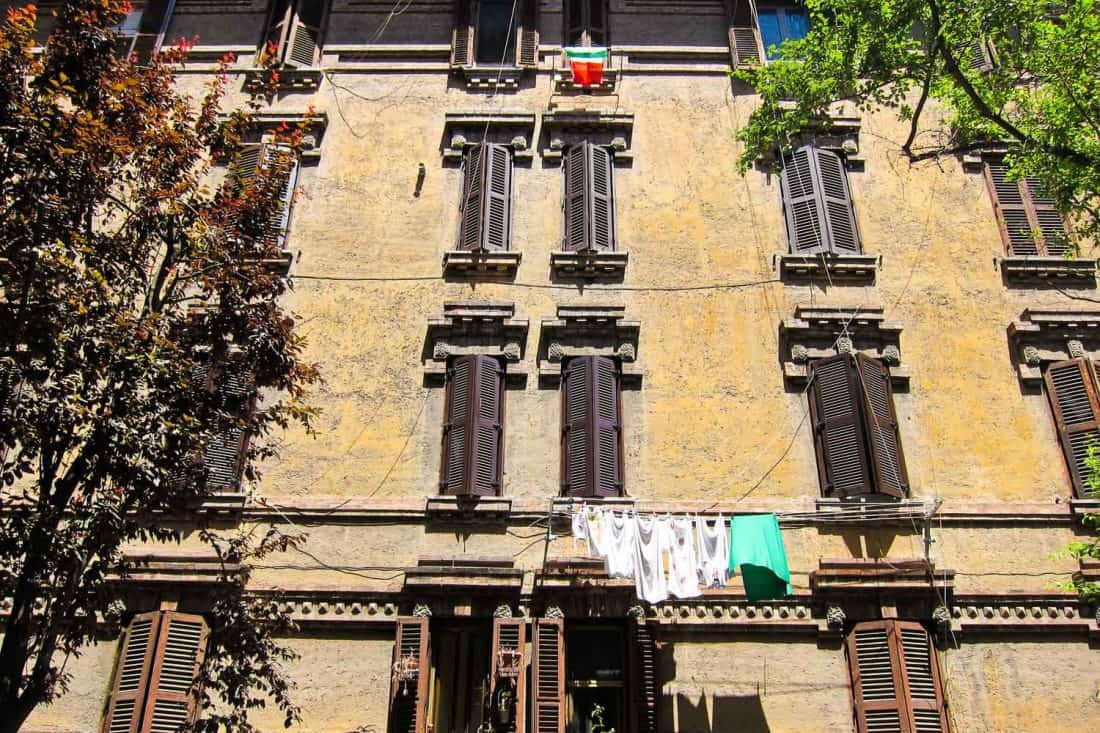 Testaccio, Rome is one the best and most untouristy neighbourhoods to explore