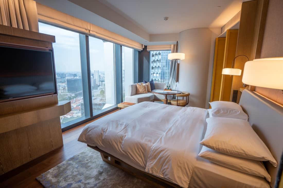Andaz Singapore hotel room
