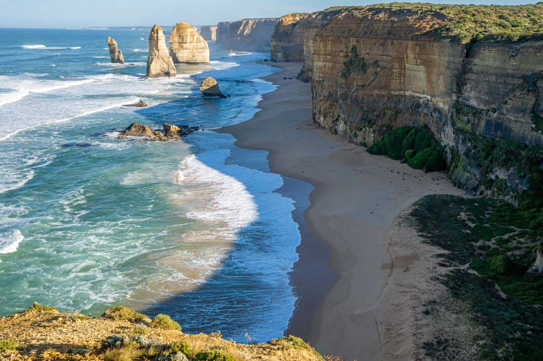 12 Apostles rock formations are a highlight of any Great Ocean Road itinerary
