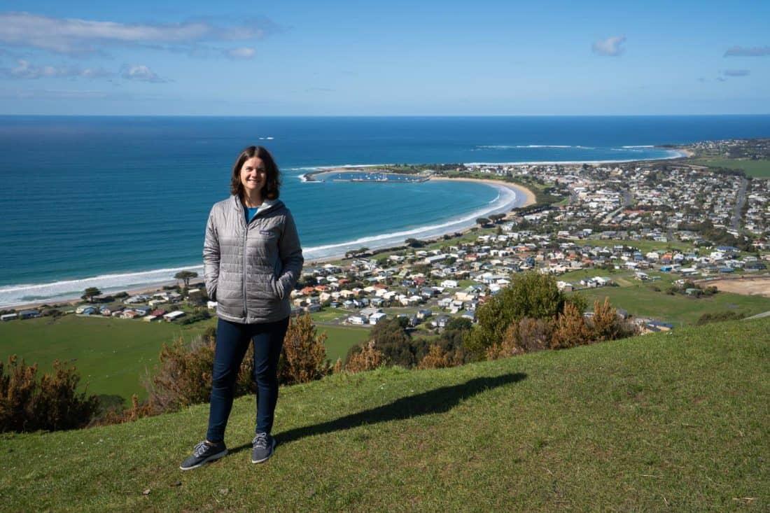 Apollo Bay Marriner's Lookout