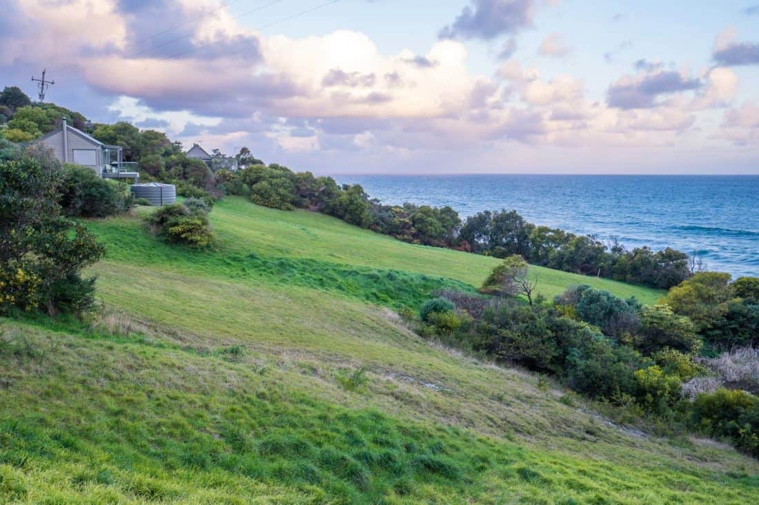 Cottages at Points South by the Sea near Apollo Bay - the perfect place to stay on the Great Ocean Road